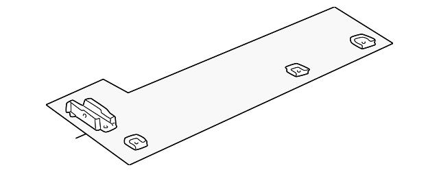 cab mount bracket