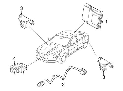 Traction Control For 2013 Jaguar Xfr S