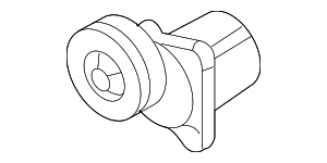 Belt Tensioner - Ford (1S7Z-6A228-AE)