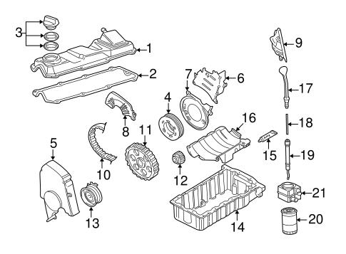 Engine parts for 2003 volkswagen beetle vw part world for Vw beetle motor parts
