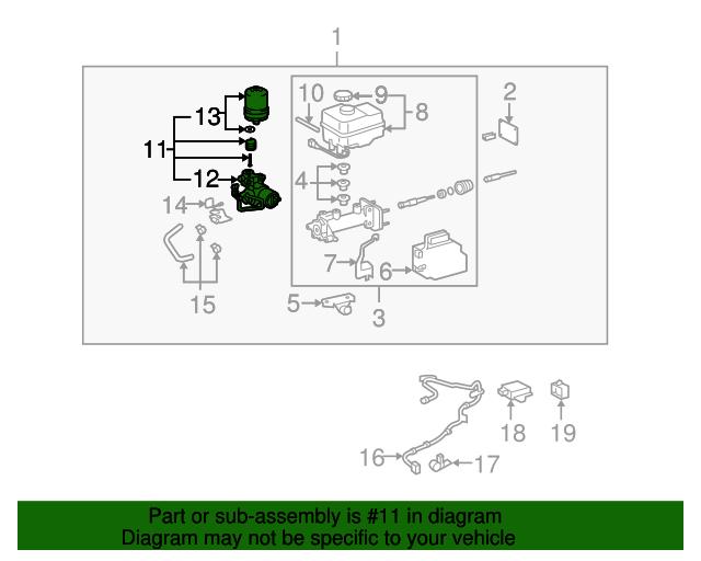 Pump Assembly Toyota 47070 60050