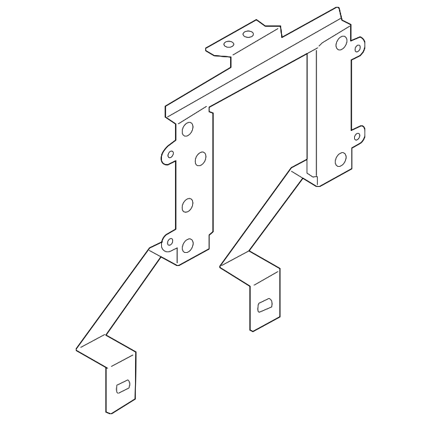 fuse  u0026 relay box bracket