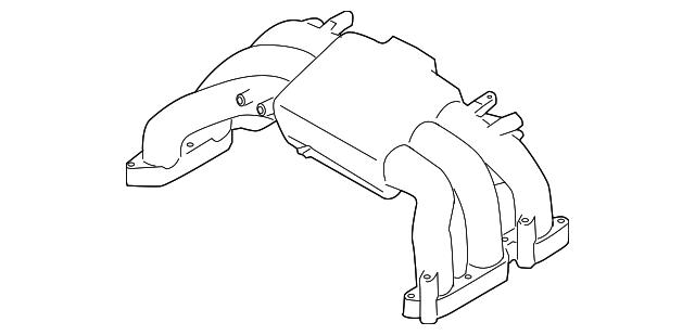 2008 2019 Subaru Intake Manifold 14001ab880