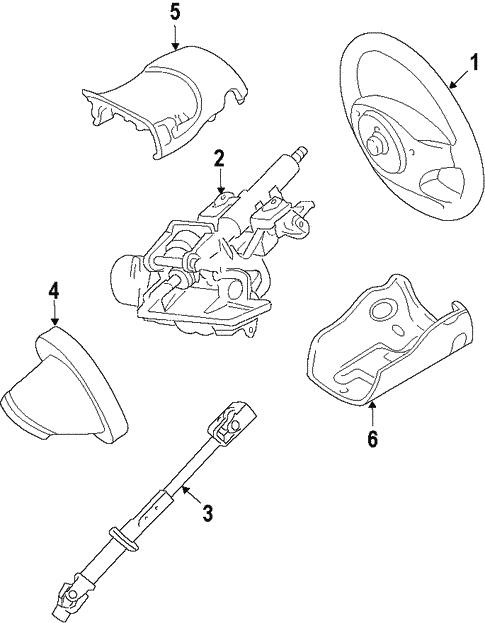 2011 ford fiesta parts diagram