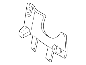 Headlight Bracket - GM (16525517)