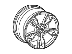 Wheel, Alloy