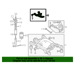 Upper Control Arm - Land-Rover (RGG000060)