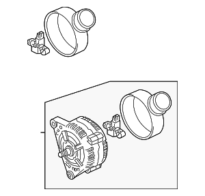 Alternator - Volkswagen (06F-903-023-HX)