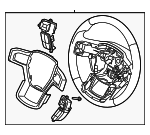 Wheel Assembly - Steering