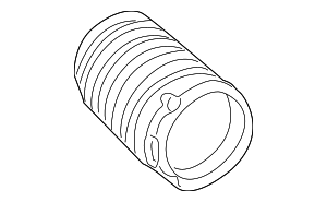 Hose - Mercedes-Benz (111-098-10-83)