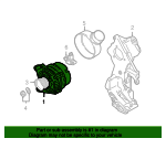 Alternator - Volkswagen (028-903-018-X)