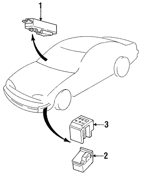 Chevy Caprice Classic Interior