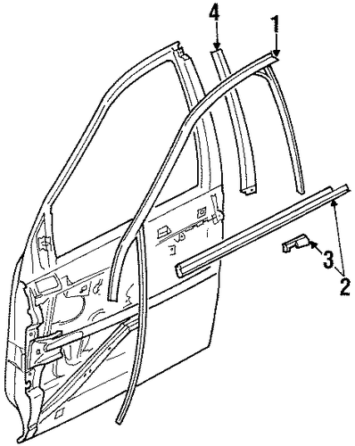 02 Saturn Sl1 Parts