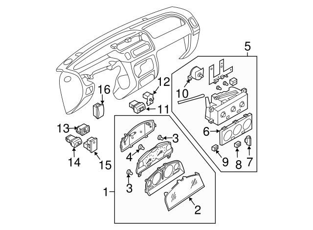 Blower Motor Switch