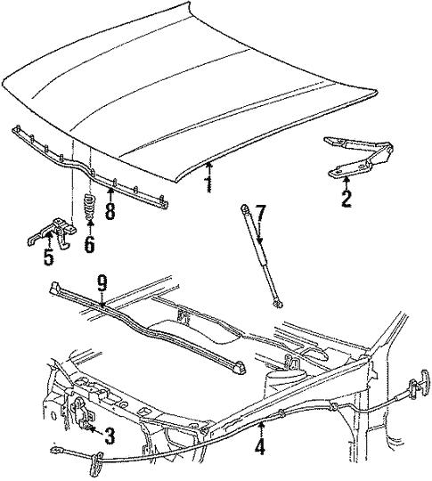 Ford Taurus Parts Catalog