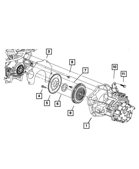 dodge neon engine parts diagram transaxle assembly for 2003 dodge neon mopar discounted parts  transaxle assembly for 2003 dodge neon