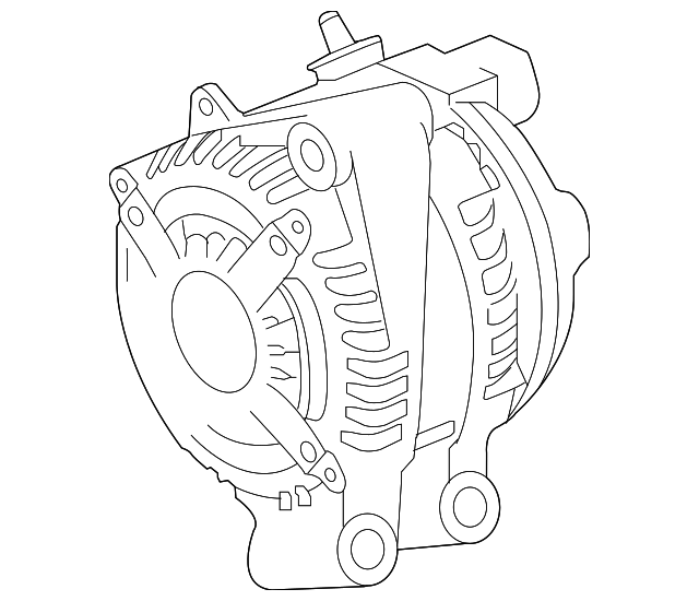 Alternator Jaguar T2h15686: Jaguar S Type Alternator Wiring Diagram At Hrqsolutions.co