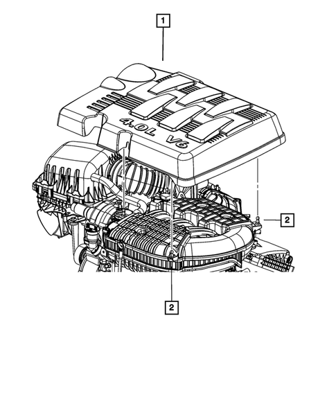 engine identification, service engines & engine service kits chrysler repair diagrams 2010 chrysler engine diagram #10