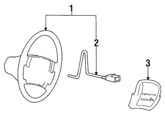 Horn Button Assembly