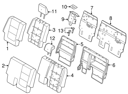 Ford Explorer Antenna