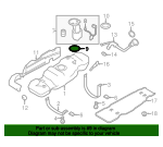 Fuel Sender Unit Gasket - Ford (4L3Z-9276-AA)