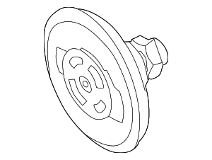 Fan Clutch - Ford (6L5Z-8A616-AA)