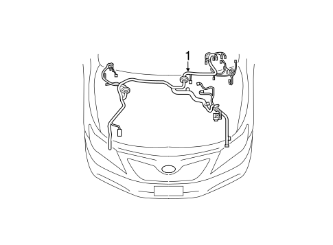 Belt For Excavator 329268235 as well Freightliner Flb Main Cab Wiring Harness Connectors Diagram together with P 0996b43f803824c6 likewise 7 Wire Pin Wiring further S2000 With Corvette Engine. on 11 6 engine harness view