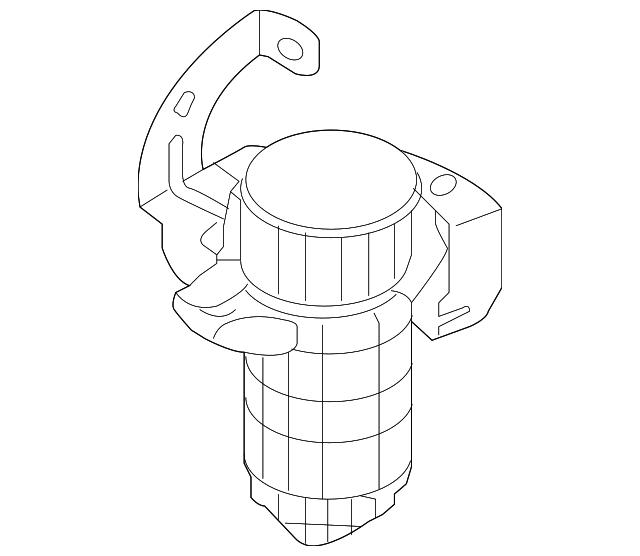 2011 2015 Kia Optima Vacuum Pump 59200 3q500