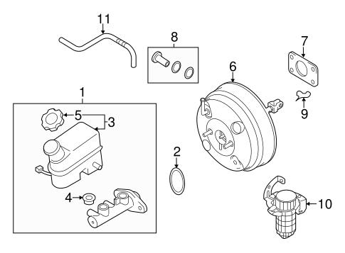 Hydraulic System For 2014 Kia Optima
