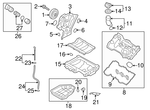 M54 Engine Diagram besides Catalytic Converter Front Silencer additionally E30 M20 Turbo also Folding Top Mounting Parts in addition 3 8l Twin Turbo. on s54 engine diagram