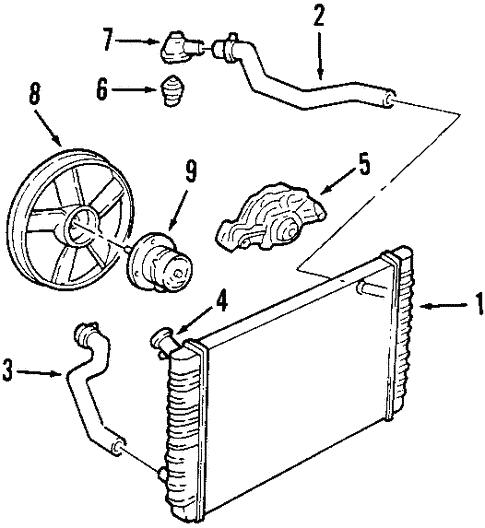 buick century engine cooling diagram - wiring diagrams forecast-metal -  forecast-metal.alcuoredeldiabete.it  al cuore del diabete