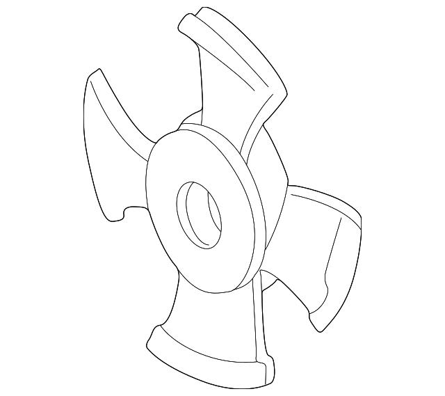fan  cooling  mitsuba
