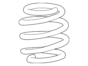 Coil Spring - GM (13367032)