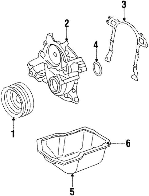 [DIAGRAM_1JK]  Engine Parts for 1991 Buick Century | GMPartOnline | 1991 Buick Century Engine Diagram |  | GM Parts Online