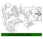 Oil Filter Housing Seal