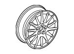 Wheel, Alloy - Saab (12770236)