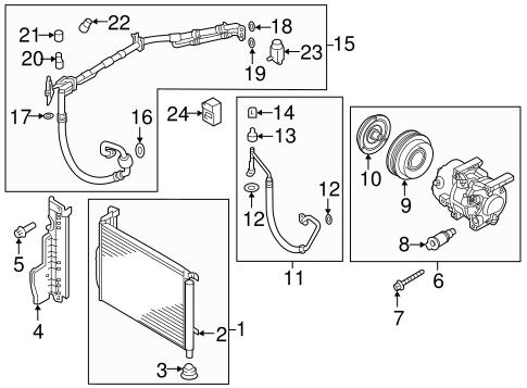 4d359f540dce93b9edfb63ef6a53889c condenser kia (97606 d5100) quirk parts