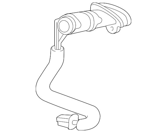 2010 2018 Jaguar Temp Sensor C2d5796
