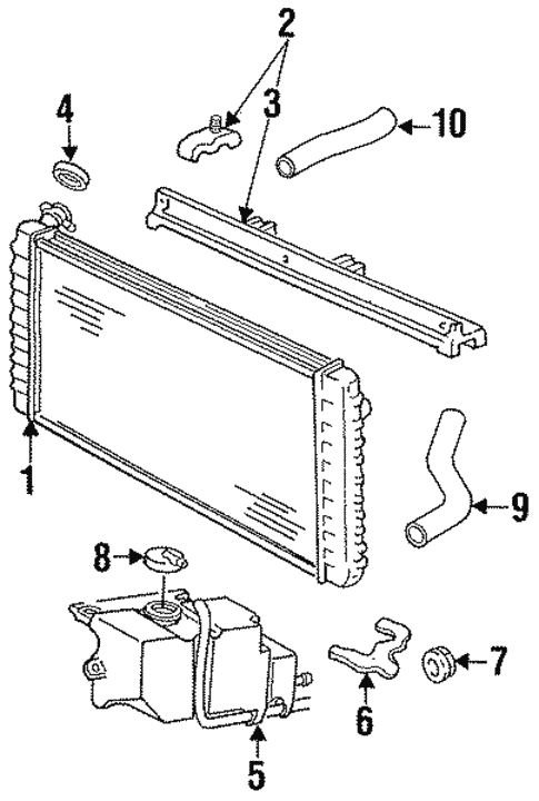 Chevy Lumina Diagram