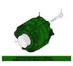 Alternator - Nissan (23100-9UA3B)