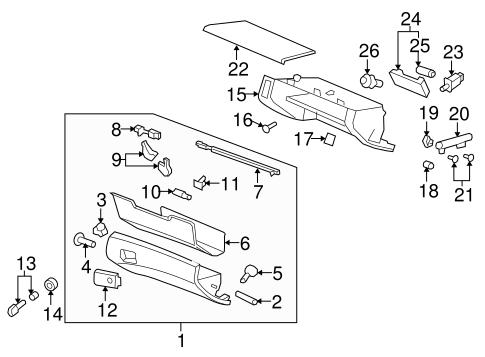 2008 Pontiac G8 Wiring Diagram
