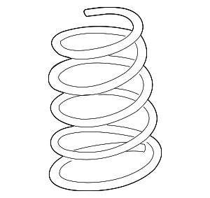 Coil Spring - Toyota (48131-06D00)