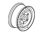 Wheel Assembly - Ford (CK4Z-1007-F)
