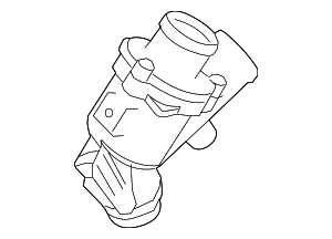 Thermostat And H - Land-Rover (LR095895)