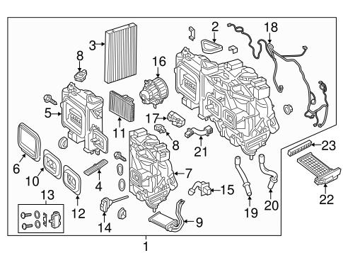 Mercedes MERCEDES-BENZ OEM A//C AC Condenser//Compressor//Line-Valve Cap 1409880135