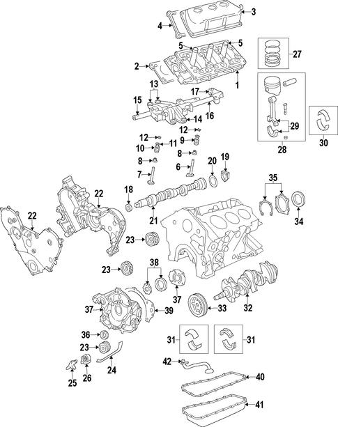 Engine for 2010 Dodge Grand Caravan | Mopar Parts