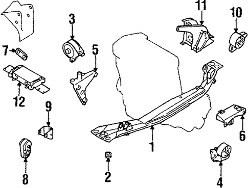 Sentra Belt Diagram