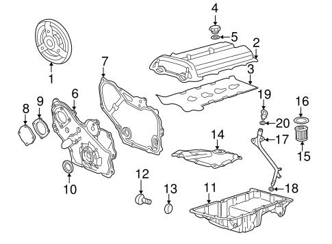 oem engine parts for 2002 chevrolet cavalier. Black Bedroom Furniture Sets. Home Design Ideas