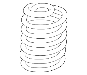 Coil Spring - GM (25783732)