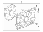 Fan Assembly - GM (39012568)
